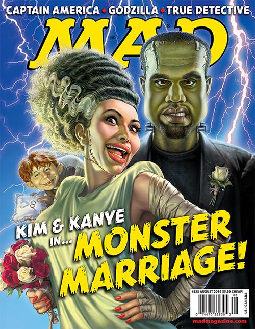 MAD 528 Cover Kim Kanye (1)