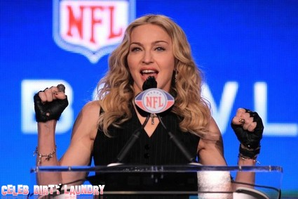Madonna To Announce World Tour After Super Bowl Performance