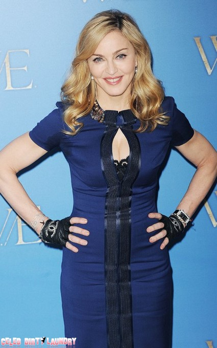 Madonna Has A Crush On Kate Middleton