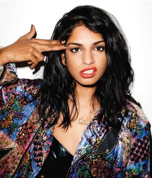 M.I.A. Sued For $1.5 Million For Flipping Middle Finger at 2012 Super Bowl
