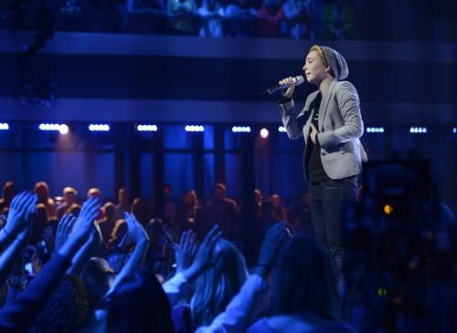 """MK Nobilette American Idol """"Satisfaction"""" Video 2/26/14 #IdolTop13"""