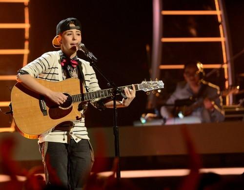 "MK Nobillette American Idol ""Make You Feel My Love"" Video 3/12/14 #IdolTop11"