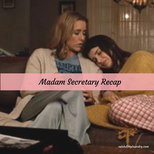 "Madam Secretary Recap 4/23/17: Season 3 Episode 19 ""Global Relief"""