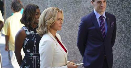 """Madam Secretary Recap 11/15/15: Season 2 Episode 7 """"You Say You Want a ..."""