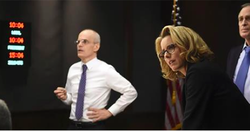 """Madam Secretary Recap - Elizabeth and Henry Stop A Mass Suicide: Season 1 Episode 18 """"The Time Is at Hand"""""""