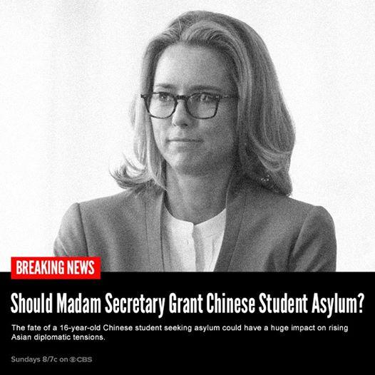 "Madam Secretary LIVE Recap: Season 1 Episode 4 ""Just Another Normal Day"""