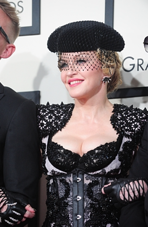 Madonna 2015 Grammy Awards 7 Celeb Dirty Laundry