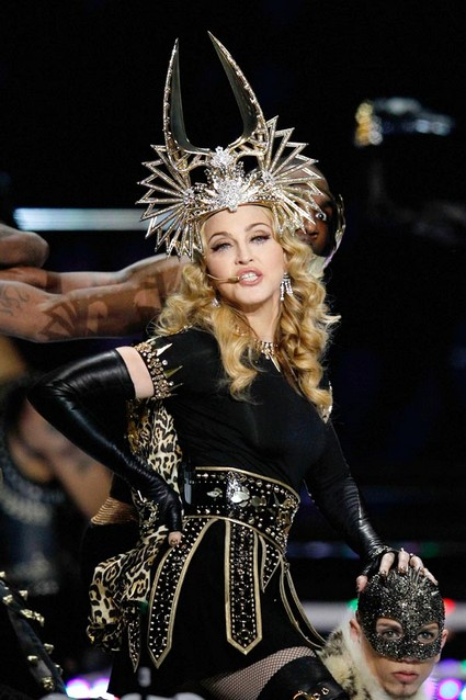 Madonna's 2012 Super Bowl Halftime Show (Video)