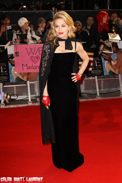 Madonna Wants To Do Kate Middleton and Prince William Romance Film