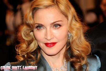 Man Who Leaked Madonna Single Arrested