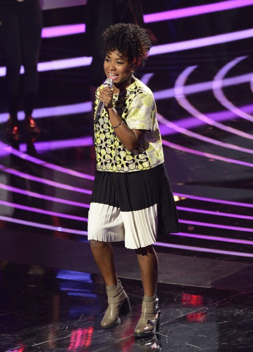"Majesty Rose American Idol ""Fix You"" Video 3/5/14 #IdolTop12"