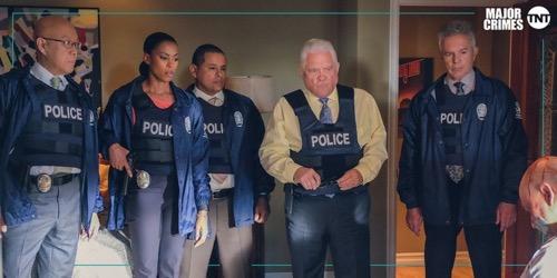 """Major Crimes LIVE Recap 8/22/16: Season 5 Episode 9 """"Family Law"""""""