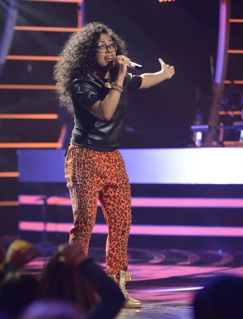 "Malaya Watson American Idol ""Take Me To The King"" Video 3/5/14 #IdolTop12"