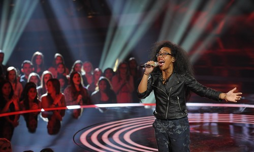 "Malaya Watson American Idol ""Runaway Baby"" Video 2/26/14 #IdolTop13"