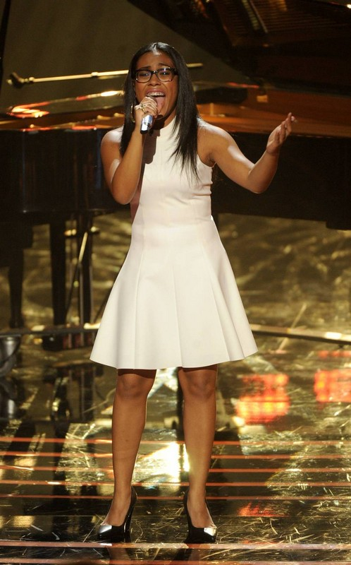 "Malaya Watson American Idol ""I Am Changing"" Video 3/12/14 #IdolTop11"