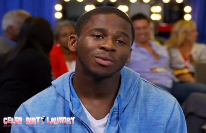 Marcus Canty 'I'll Make Love to You' The X Factor USA Performance Video 12/14/11
