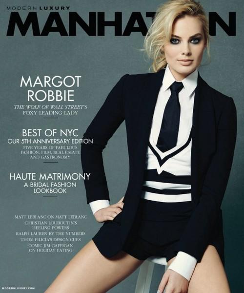 Margot Robbie Praises Will Smith But Won't Deny Hookup Rumors