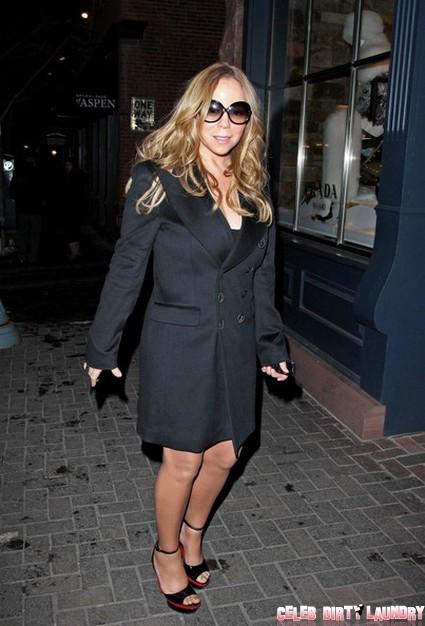 Will Mariah Carey Replace Nicole Scherzinger On The X Factor USA?