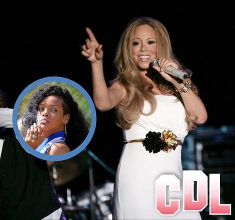 Mariah Carey Confident Chris Brown Will Hurt Rihanna Again 0815