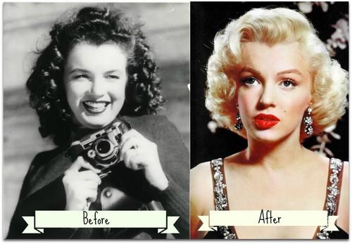 Marilyn Monroe's Plastic Surgery Secrets Revealed