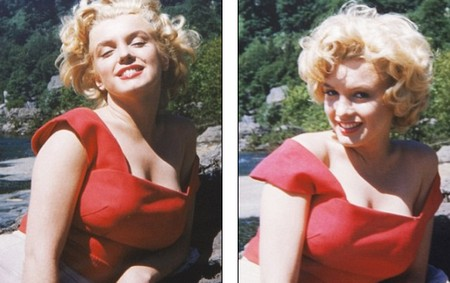 Never Before Seen Marilyn Monroe Photos Discovered (Photo)