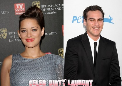 Joaquin Phoenix and Marion Cotillard Sign On To New Film 'Low Life'