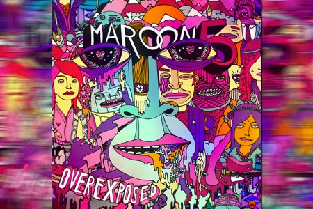 CDL Giveaway: Maroon 5's Hot New Studio Album 'Overexposed' -- Win A Free Copy!