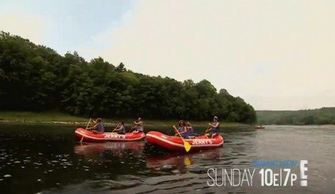 "Married To Jonas Season 1 Episode 7 ""In-Laws & Outdoors"" Recap 10/7/12"