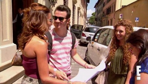 "Married To Jonas Season 1 Episode 9 ""Italy With The In-Laws, Part 2"" Recap 10/21/12"