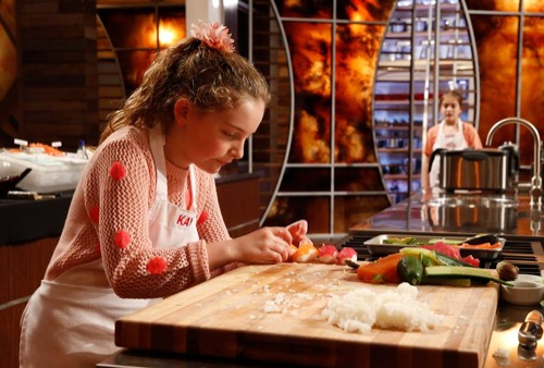 "Masterchef Junior Recap - Ninja Sushi Nightmare: Season 3 Episode 4 ""Raw Talent"""