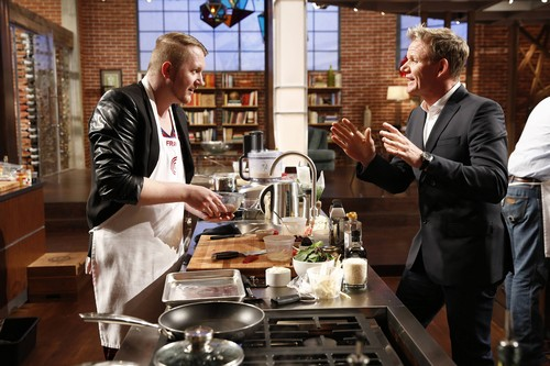 "MasterChef Recap and Results: Season 5 Episode 11 ""Top 11 Compete"""