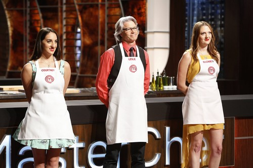 Masterchef - Top 3 Compete