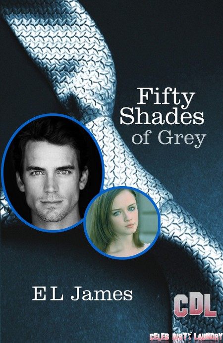 Matt Bomer Responds To Fifty Shades Of Grey Petition - The New Christian Grey?