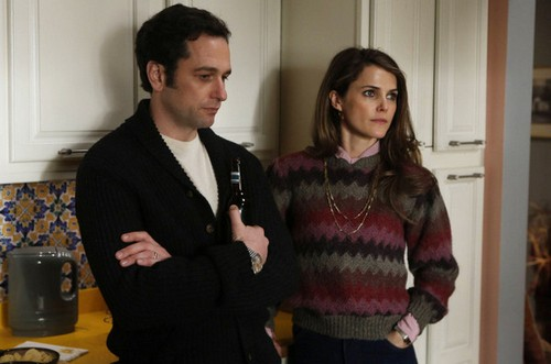 """Keri Russell Dating Matthew Rhys: Hot Romance With Her """"The Americans"""" Co-Star"""