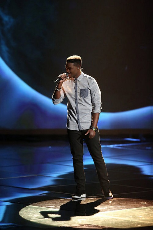 "Matthew Schuler The Voice Top 8 ""It's Time"" Video 11/25/13 #TheVoice"