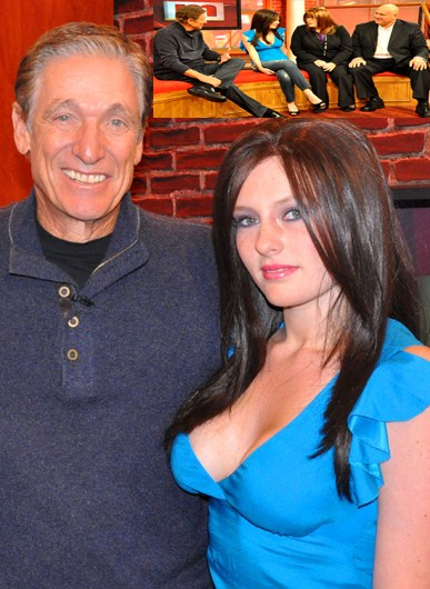 Is Maury Povich Involved In a Young Girls Virginity Auction?