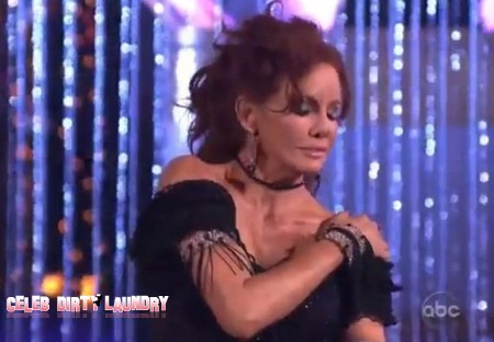 Melissa Gilbert Dancing With The Stars Cha Cha Cha Performance Video 3/19/12