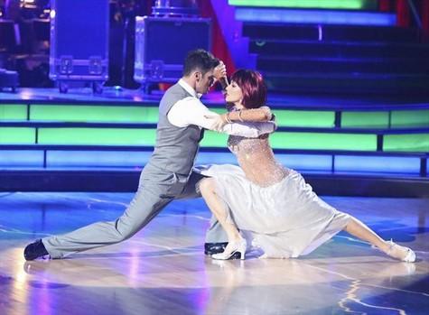 Melissa Rycroft Dancing With the Stars All-Stars Viennese Waltz Performance Video 10/29/12