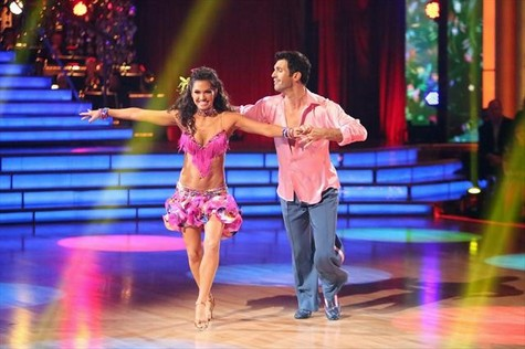 Melissa Rycroft Dancing With the Stars All-Stars Jitterbug Performance Video 10/15/12