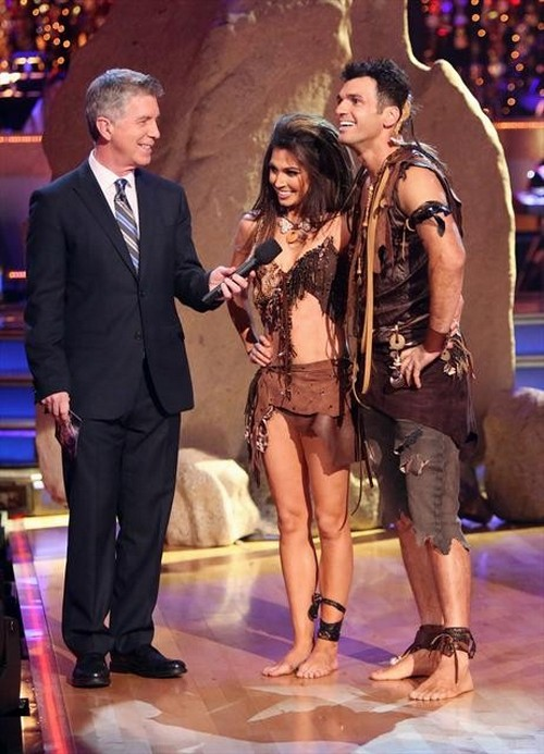 Melissa Rycroft Dancing With the Stars All-Stars Freestyle Performance Video 11/26/12
