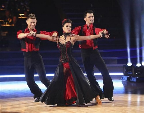 Melissa Rycroft Dancing With the Stars All-Stars Argentine Tango Performance Video 11/19/12
