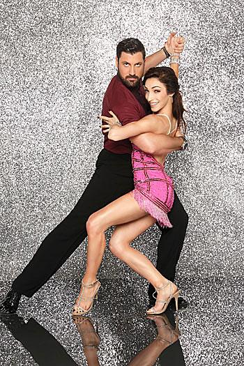 Meryl Davis and Maksim Chmerkovskiy Dating: Dancing With The Stars Romance - Report