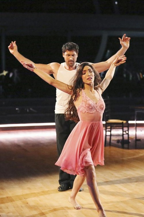 Meryl Davis Dancing With the Stars Jive Video 5/12/14 #DWTS #Semifinals