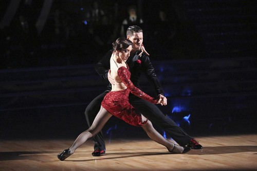 Meryl Davis Dancing With the Stars Samba Video 4/14/14 #DWTS