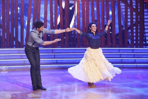 Meryl Davis Dancing With the Stars Argentine Tango Video 5/19/14 #DWTS #Finale