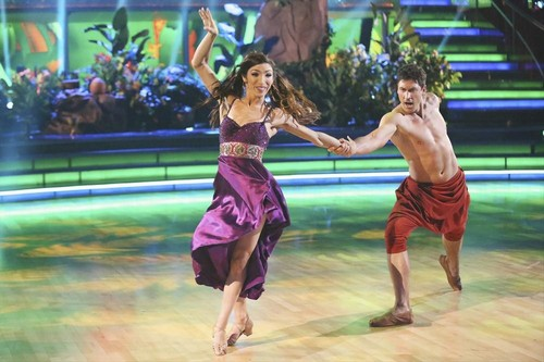 Meryl Davis Dancing With the Stars Tango Video 4/21/14 #DWTS