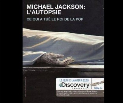 Discovery Channel's Michael Jackson Autopsy Reenactment Cancelled