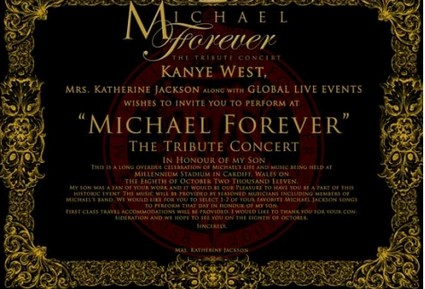 Top Stars Including Justin Bieber Decline Invitation To Michael Jackson's Tribute Concert