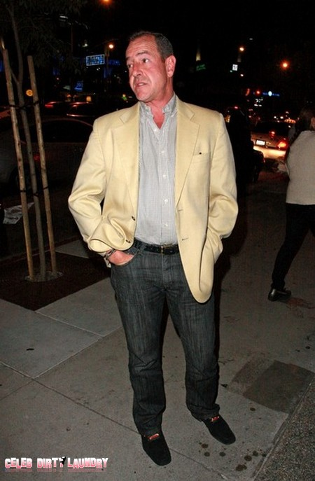 Michael Lohan Rushed To Hospital After He Collapses At AA Meeting