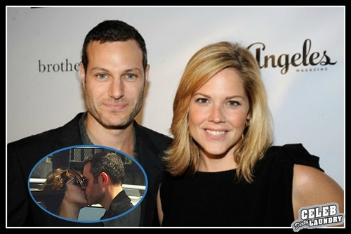 Mary McCormack Throws Michael Morris Out After Learning of Katharine McPhee Cheating and Kissing Photos - Trampire 2 is Born!
